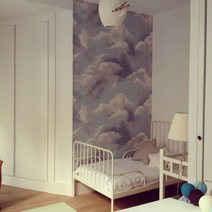 Dormitorio niño de Vade Studio SC