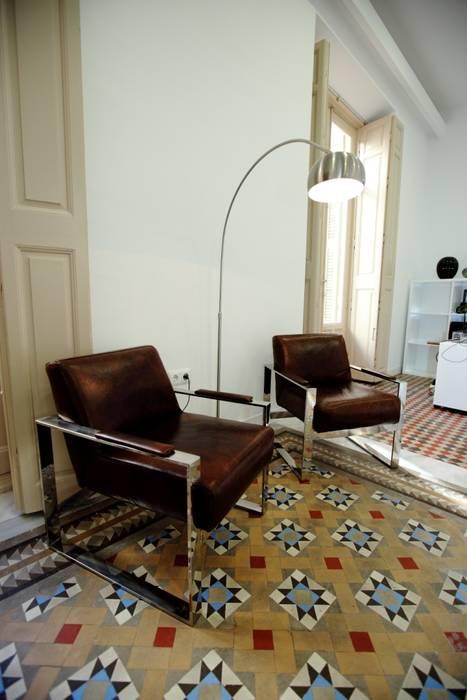 Despacho Vade Studio SC Clínicas de estilo moderno