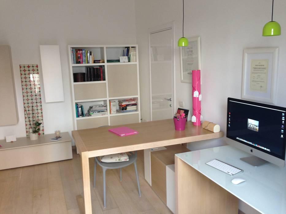 _Studio: Case in stile  di Idealarchitecture