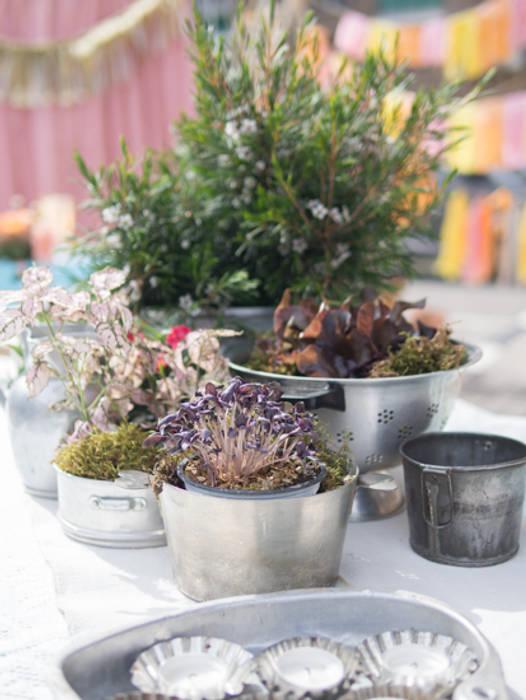 Decoración al aire libre www.rocio-olmo.com Balcones y terrazasPlantas y flores