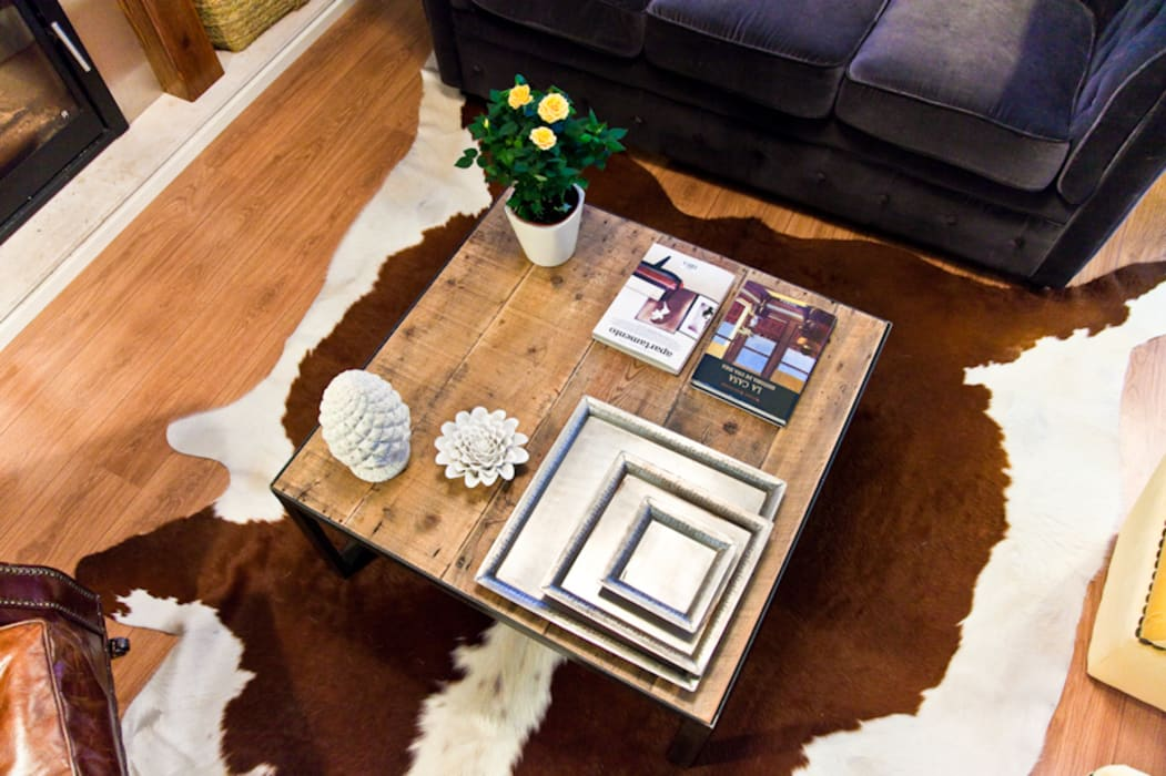 www.rocio-olmo.com Living roomSide tables & trays