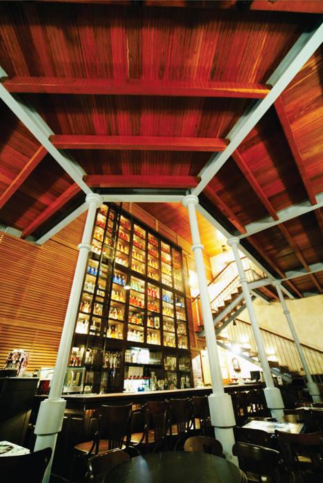 Mascarenhas Arquitetos Associados Bares y Clubs