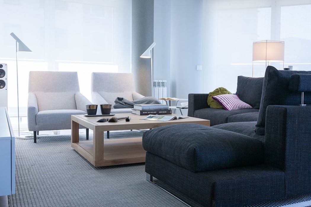 Living room by Urbana Interiorismo
