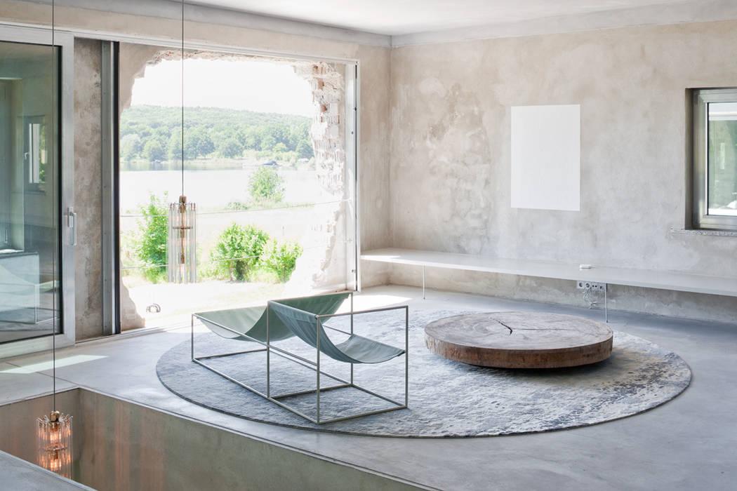 Interieur Moderne Wohnzimmer von REUBER HENNING Modern