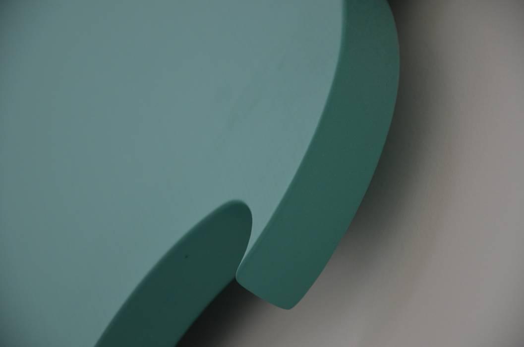 Interior design - Sea House - Jesolo Venezia Italy Camera da letto moderna di IMAGO DESIGN Moderno