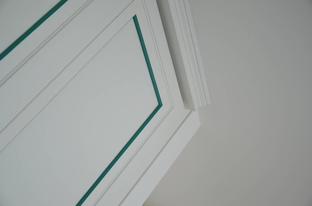 Interior design - Sea House - Jesolo Venezia Italy: Ingresso & Corridoio in stile  di IMAGO DESIGN