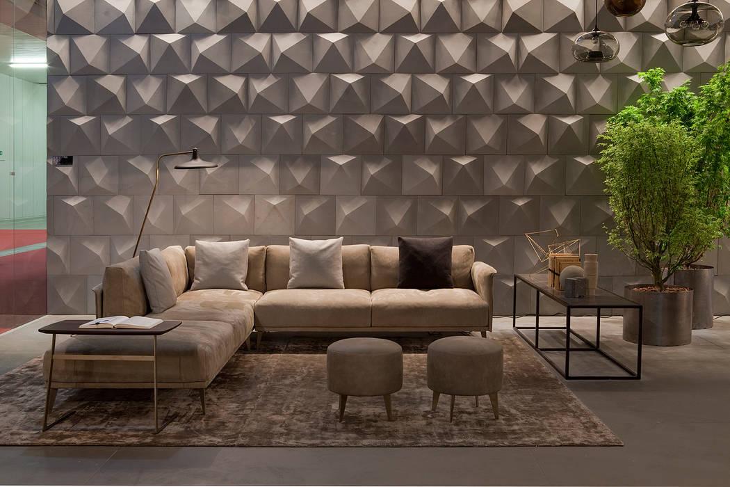 Industrial design - Doimo sofas - Stile libero di IMAGO DESIGN Moderno