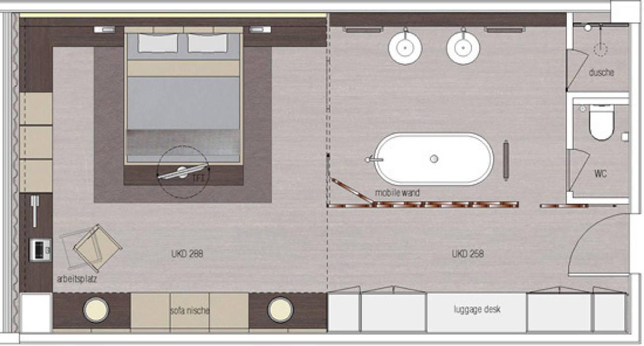 büro für interior design