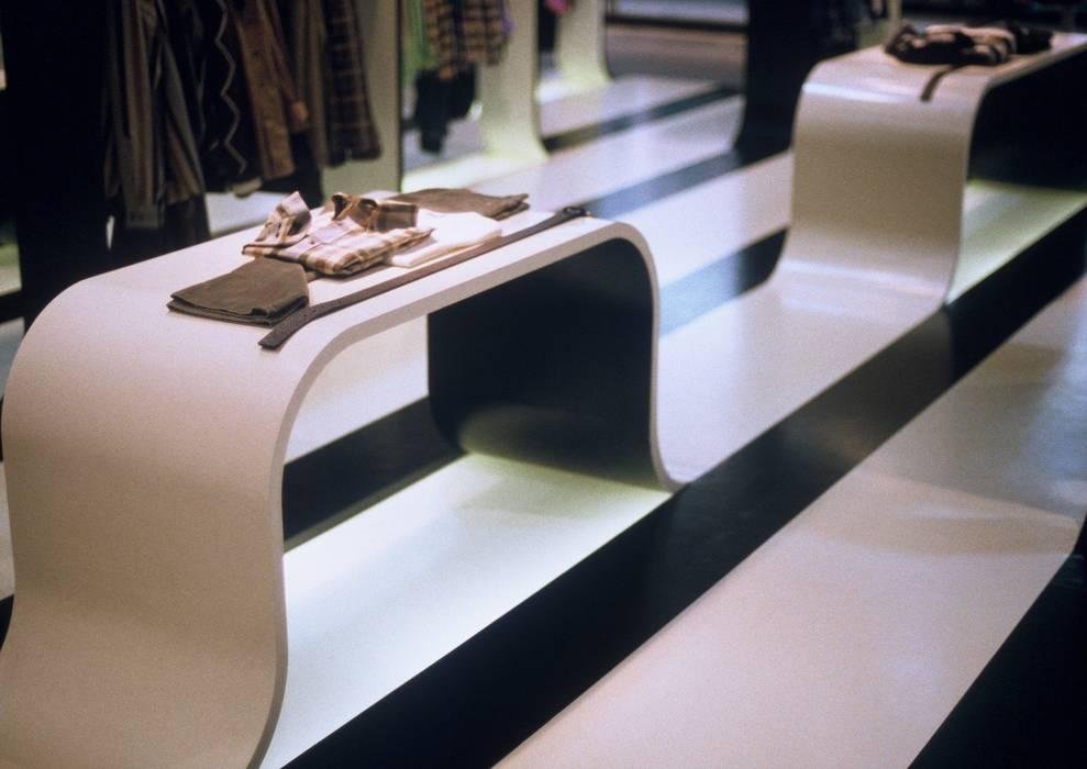 büro für interior design Exhibition centres