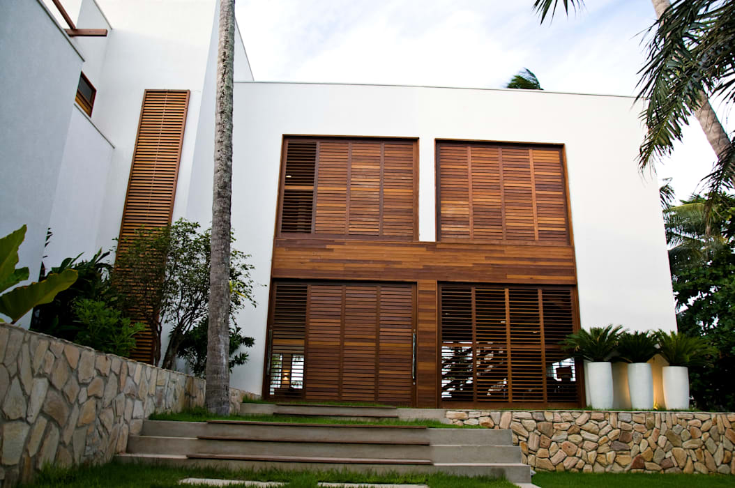 Houses by Renato Teles Arquitetura