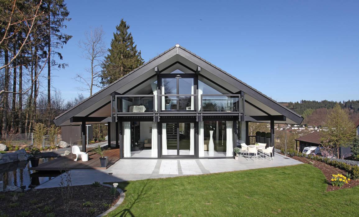 Traum-Alterswohnsitz im Westerwald:  Häuser von DAVINCI HAUS GmbH & Co. KG