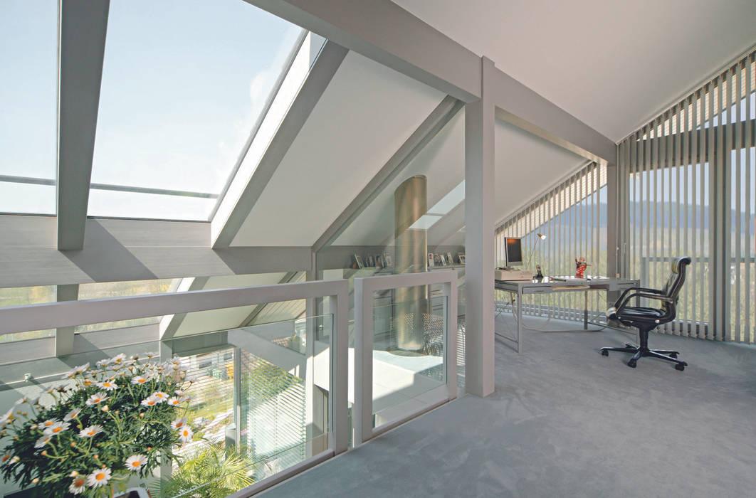 Oficinas de estilo  por DAVINCI HAUS GmbH & Co. KG, Moderno