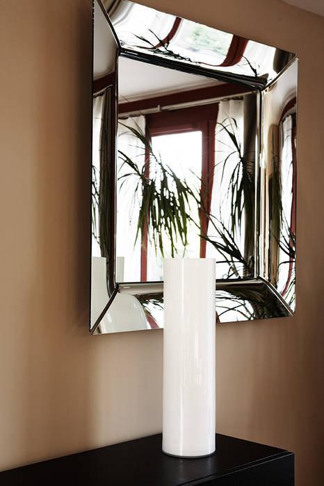 DECORATION Salon moderne par Agence KP Moderne Verre