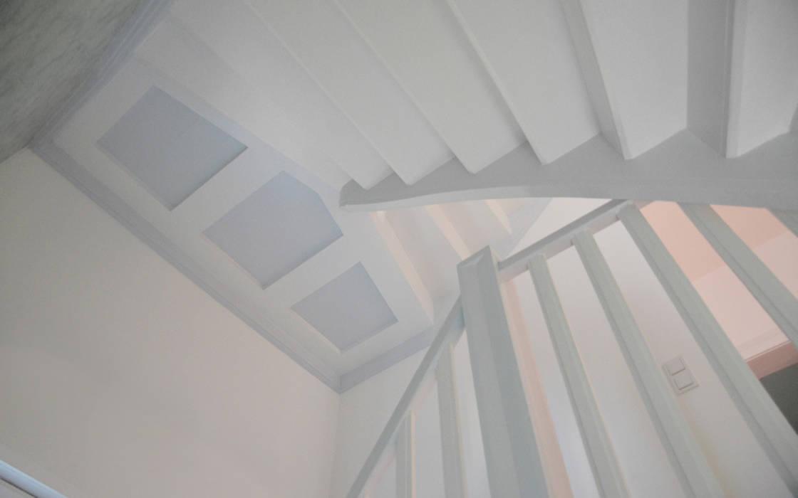 Treppenhaus von Scharrer Architektur GmbH