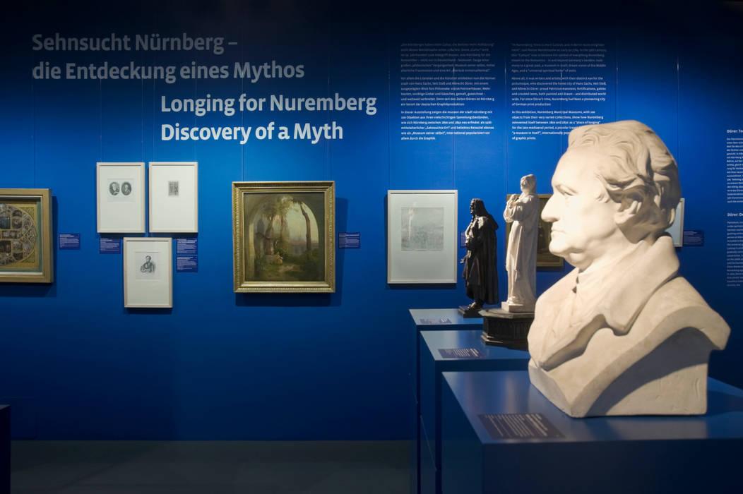 Ausstellungsraum Moderner Multimedia-Raum von Marius Schreyer Design Modern