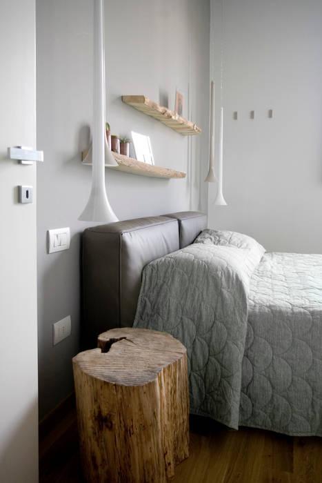 Moderne Schlafzimmer von msplus architettura Modern