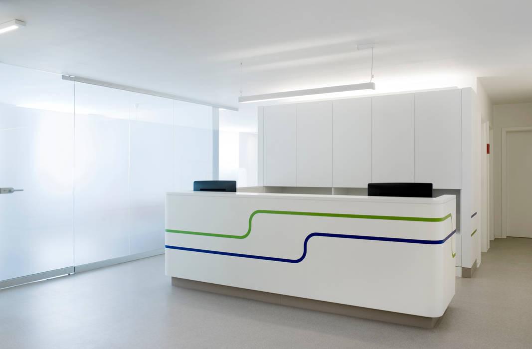 HNO PRaxis:  Geschäftsräume & Stores von Marius Schreyer Design