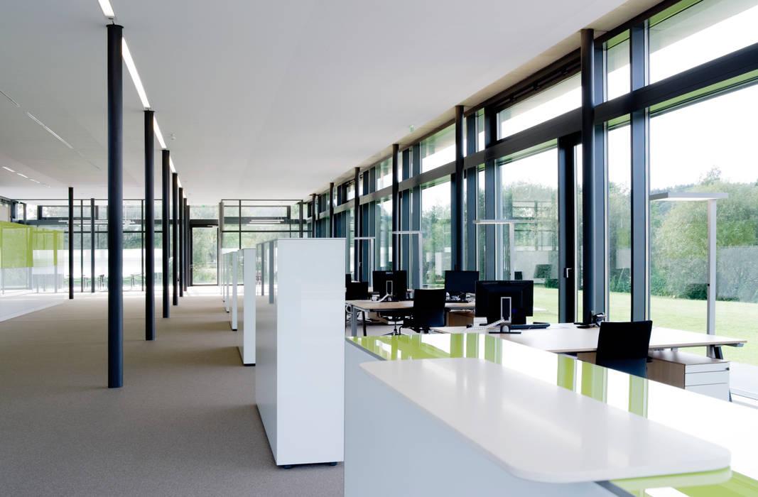 Schmitt+Sohn Aufzüge, Niederlassung Coburg Moderne Häuser von Marius Schreyer Design Modern