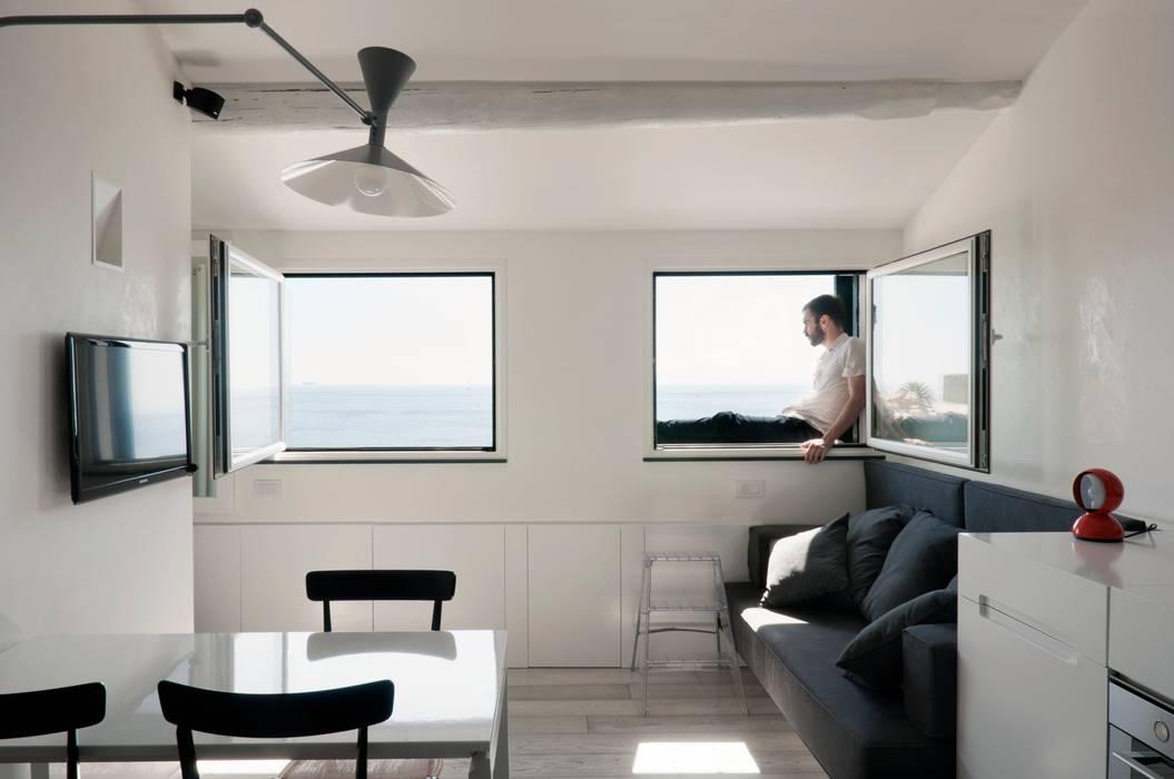 Comedores de estilo moderno de gosplan architects Moderno