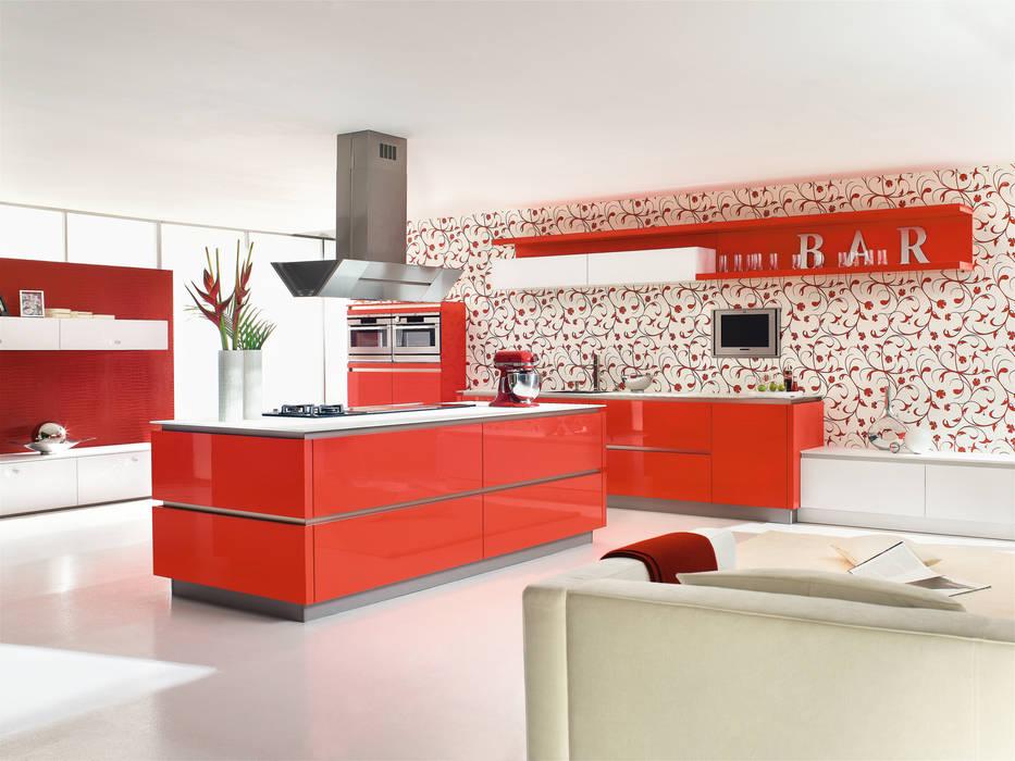 Küche als Wohnmöbel Frigge Bau und Möbeltischlerei