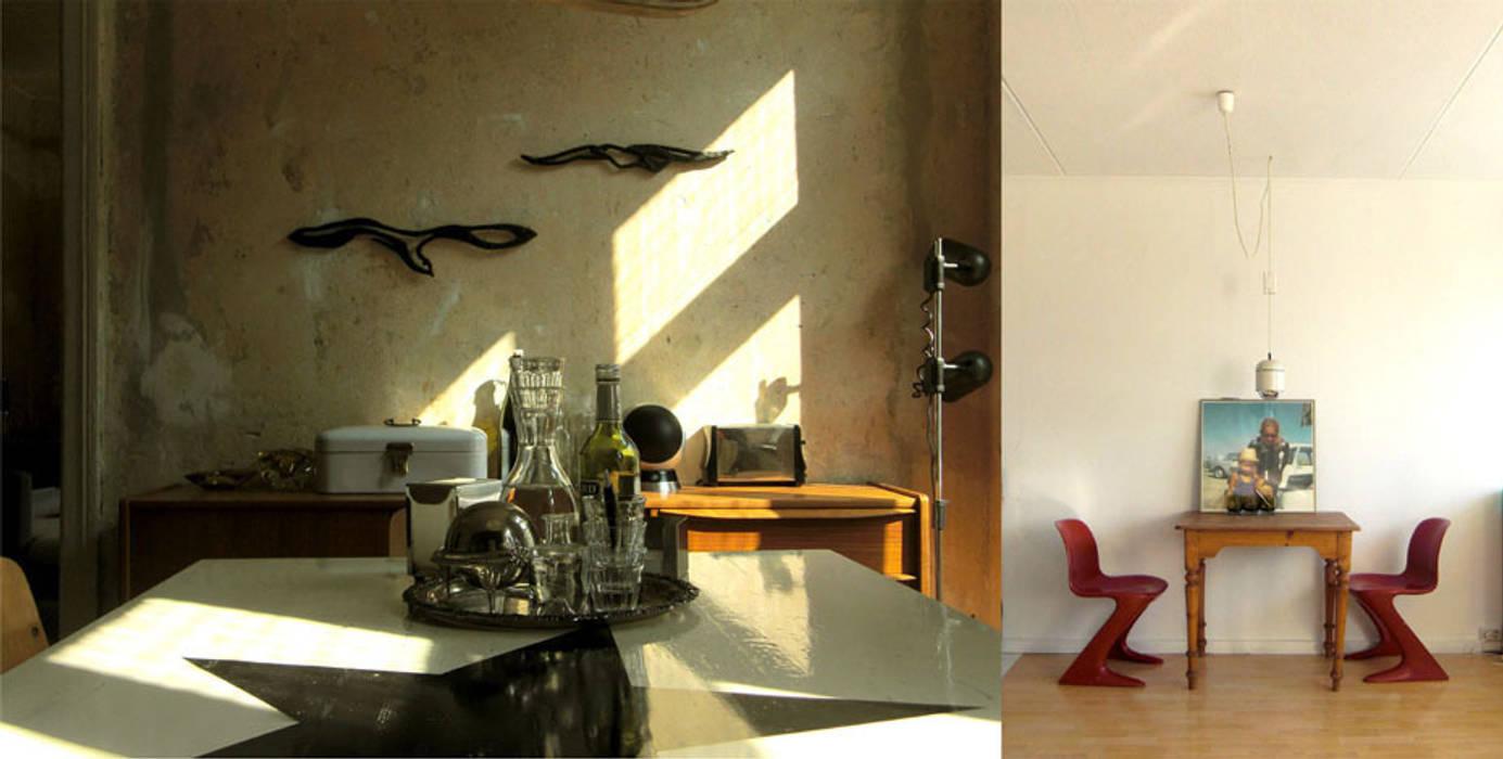 BERLIN INTERIORS:  Wohnzimmer von Philipp Walter
