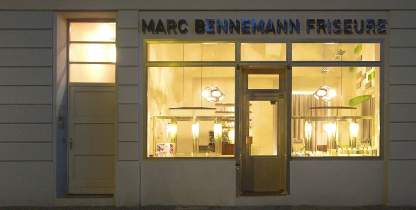 SHOPDESIGN MARC BENNEMANN FRISEURE:  Ladenflächen von Philipp Walter