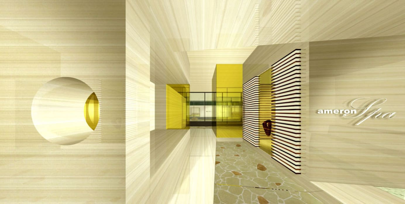 HOTEL AMERON Moderne Hotels von Philipp Walter Modern