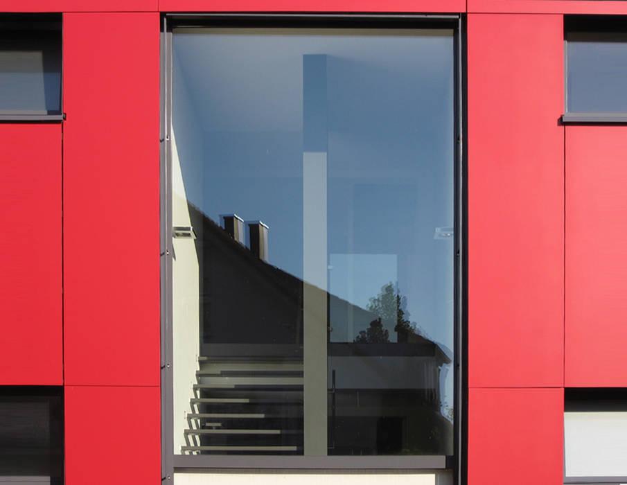 Atelier-Wohnung Moderne Häuser von Lehmann Art Deco Architekt Modern