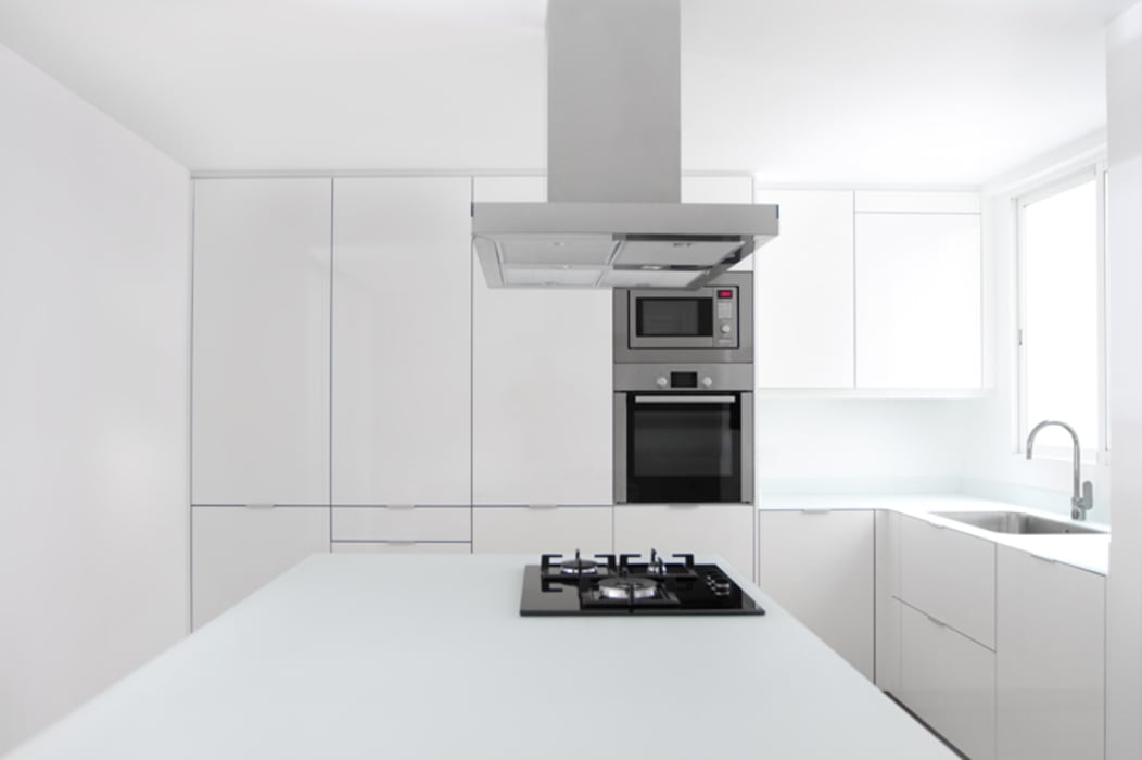 مطبخ تنفيذ Enblanc