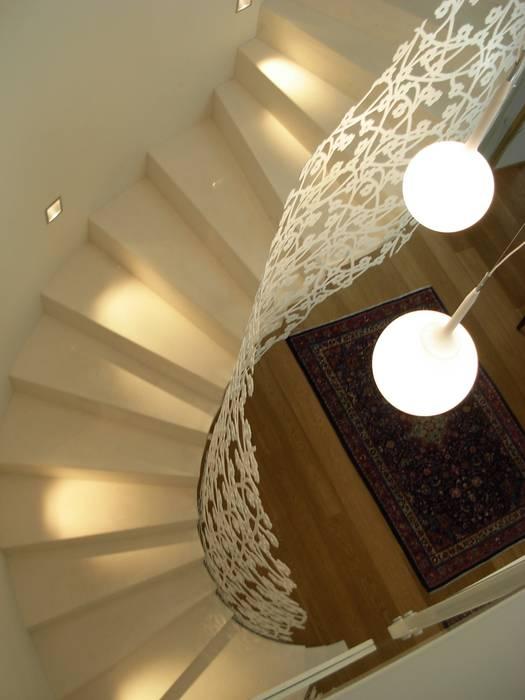 Scala interna:  in stile  di Progetti d'Interni e Design