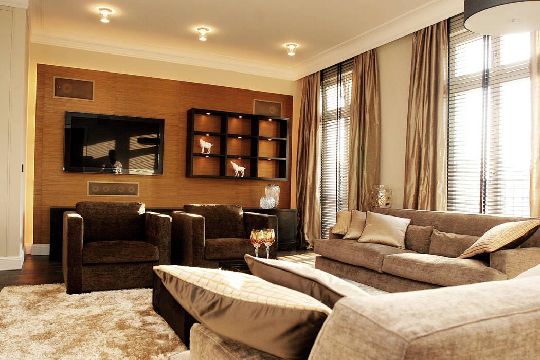 Lounge: klassische Wohnzimmer von Atelier Schöngestalt