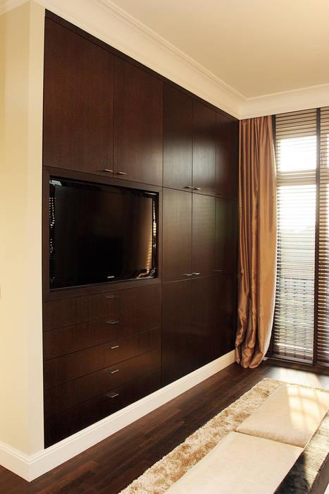 Kleiderschrank:  Schlafzimmer von Atelier Schöngestalt
