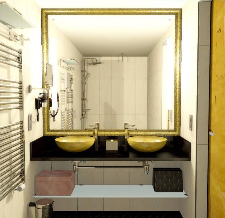 Goldstar bad modell nordsee: badezimmer von mueller bad gmbh | homify