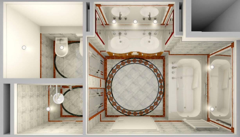 Komfortbad modell düsseldorf: badezimmer von mueller bad gmbh | homify