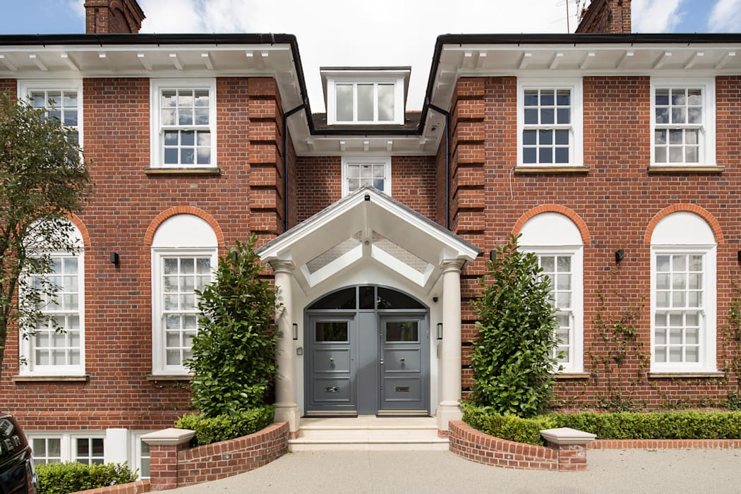 Templewood Avenue, NW3 XUL Architecture Classic style houses