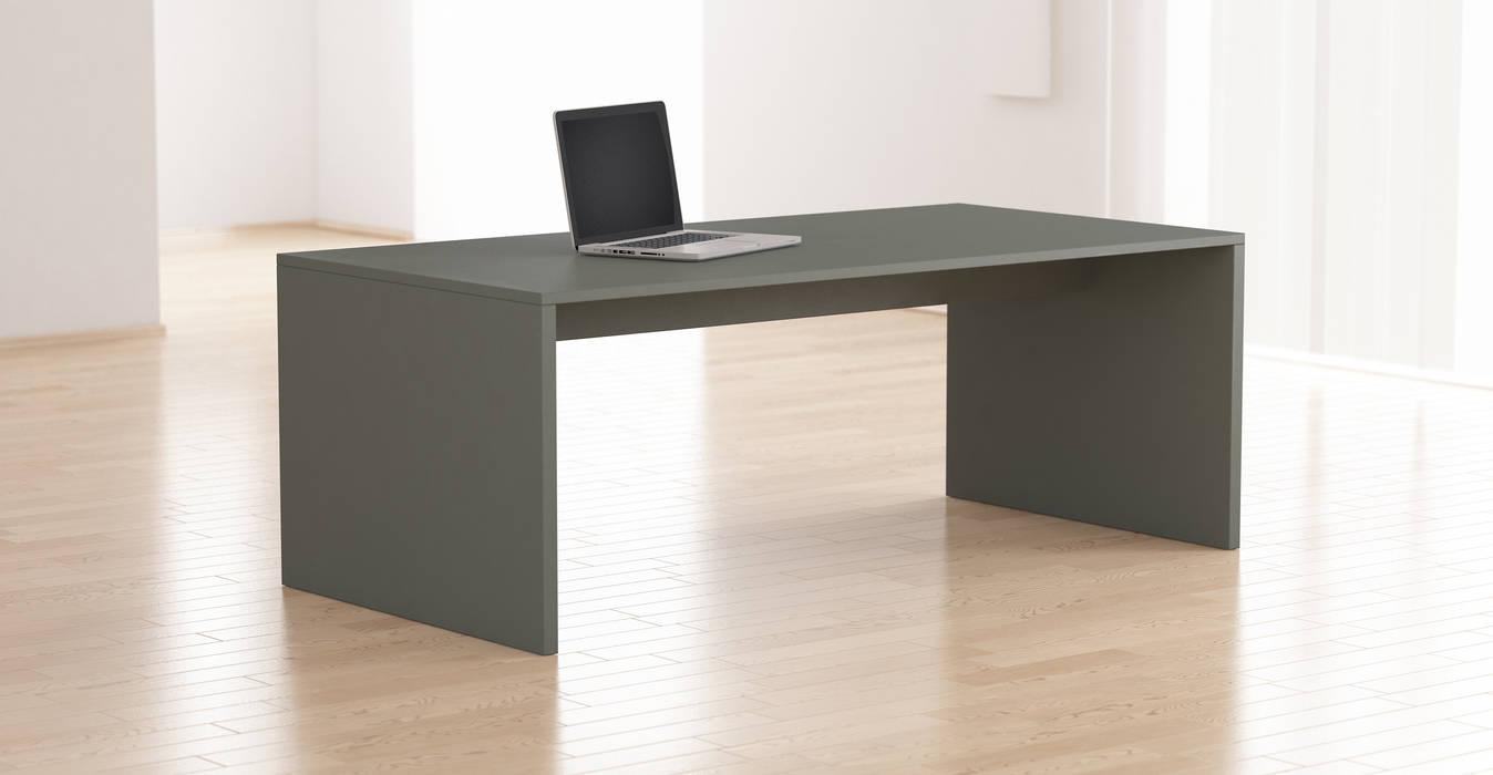 Designtisch nach Maß:  Arbeitszimmer von deinSchrank.de GmbH