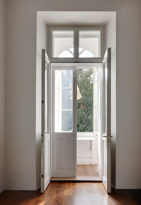 Wohnung D Balcone, Veranda & Terrazza di Christian Schwienbacher