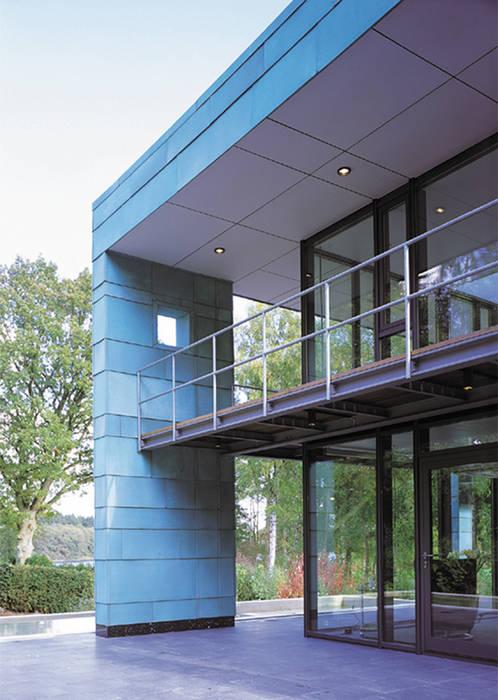 Fassade:  Häuser von Stadie + Stadie Architekten
