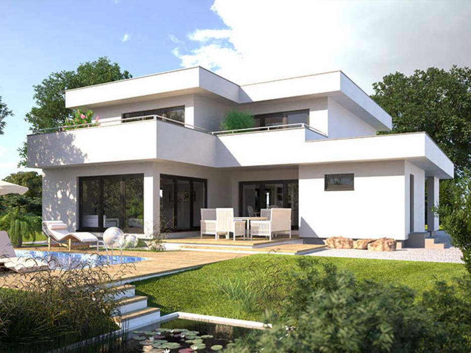 Hommage 246 Garten Moderne Häuser von Hanlo Haus Modern