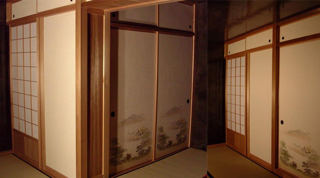Japanzimmer in München Asiatische Wohnzimmer von GERSTENBERGER® Asiatisch