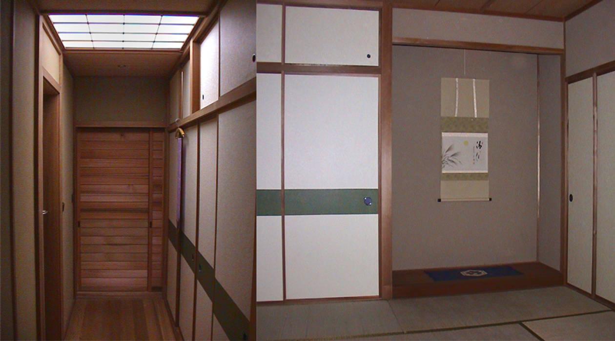 JAPANISCHE RAUMGESTALTUNG IN BERLIN:  Wohnzimmer von GERSTENBERGER®