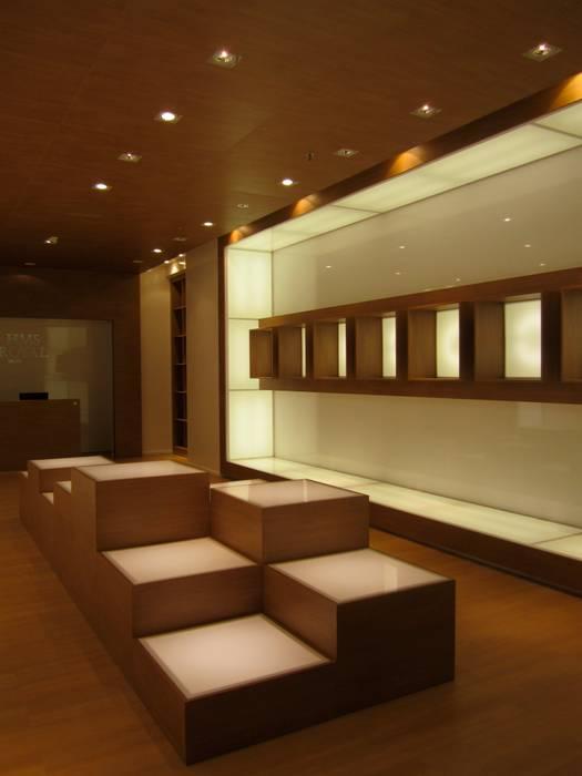 Ernesto Fusco Office spaces & stores Glass White