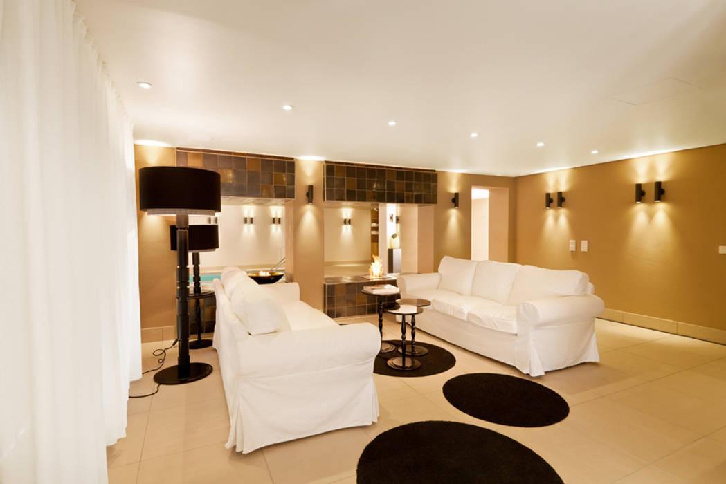 SPA Hotel Zum Taufstein Moderne Hotels von RAUM + INHALT Modern