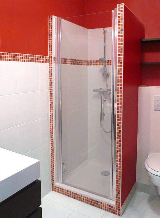 浴室 by Delphine Gaillard Decoration,