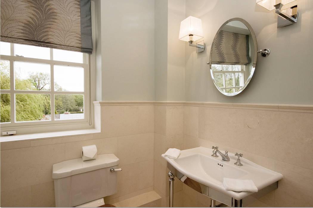 En-suite Bathrom par Elizabeth Bee Interior Design Rural