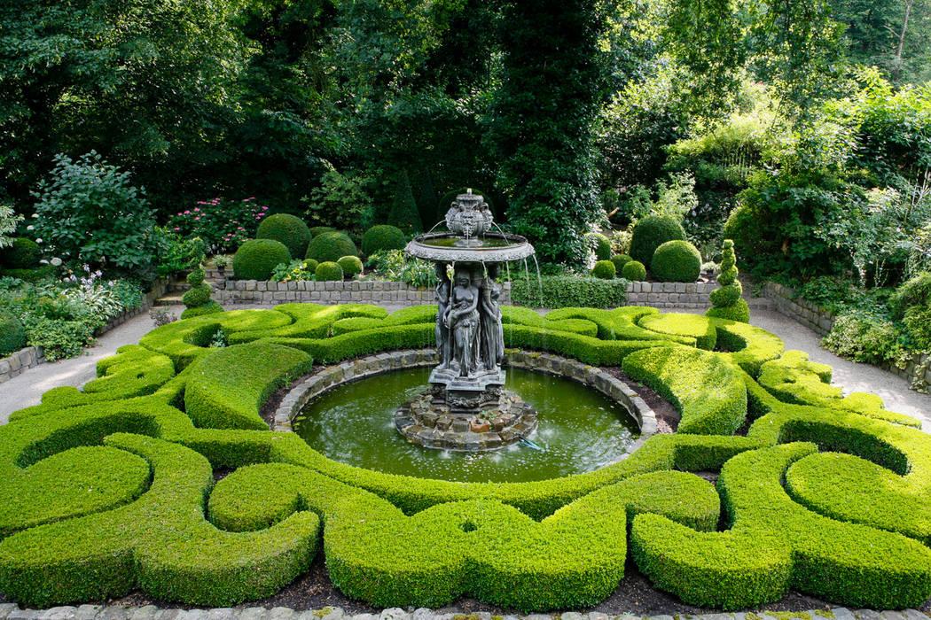 Nowoczesny ogród od Volker Michael Photography Nowoczesny
