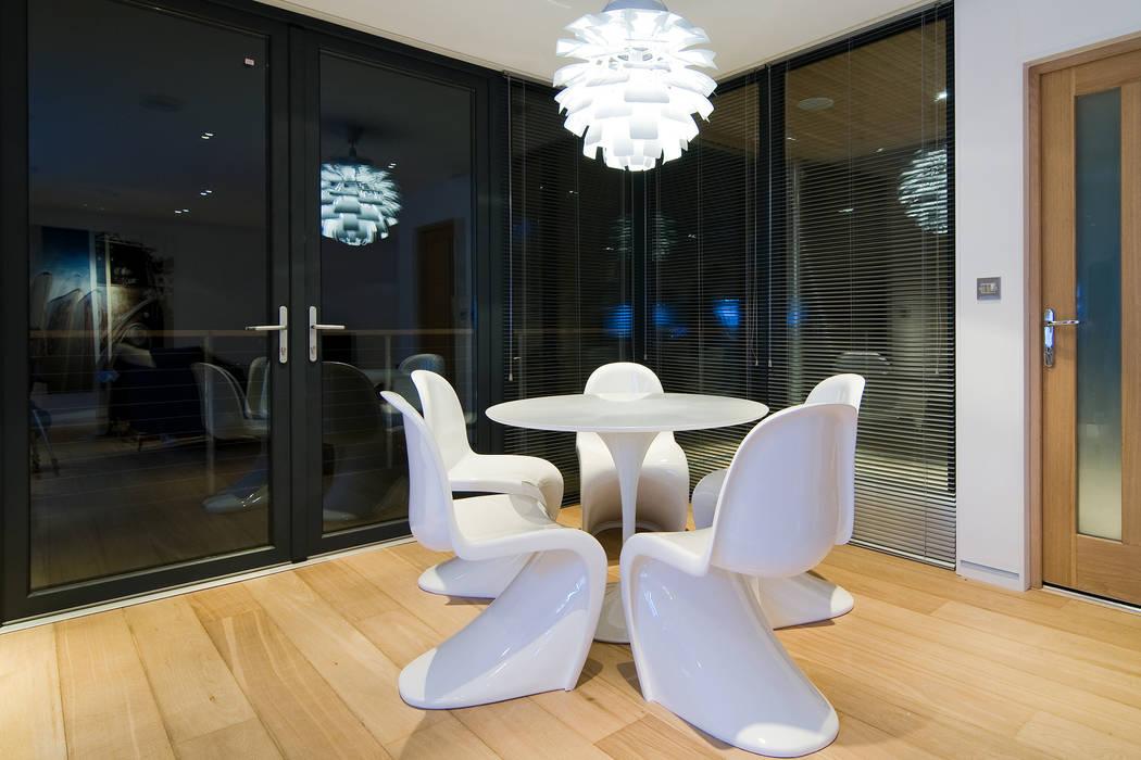The Edge Modern Dining Room by Boutique Modern Ltd Modern