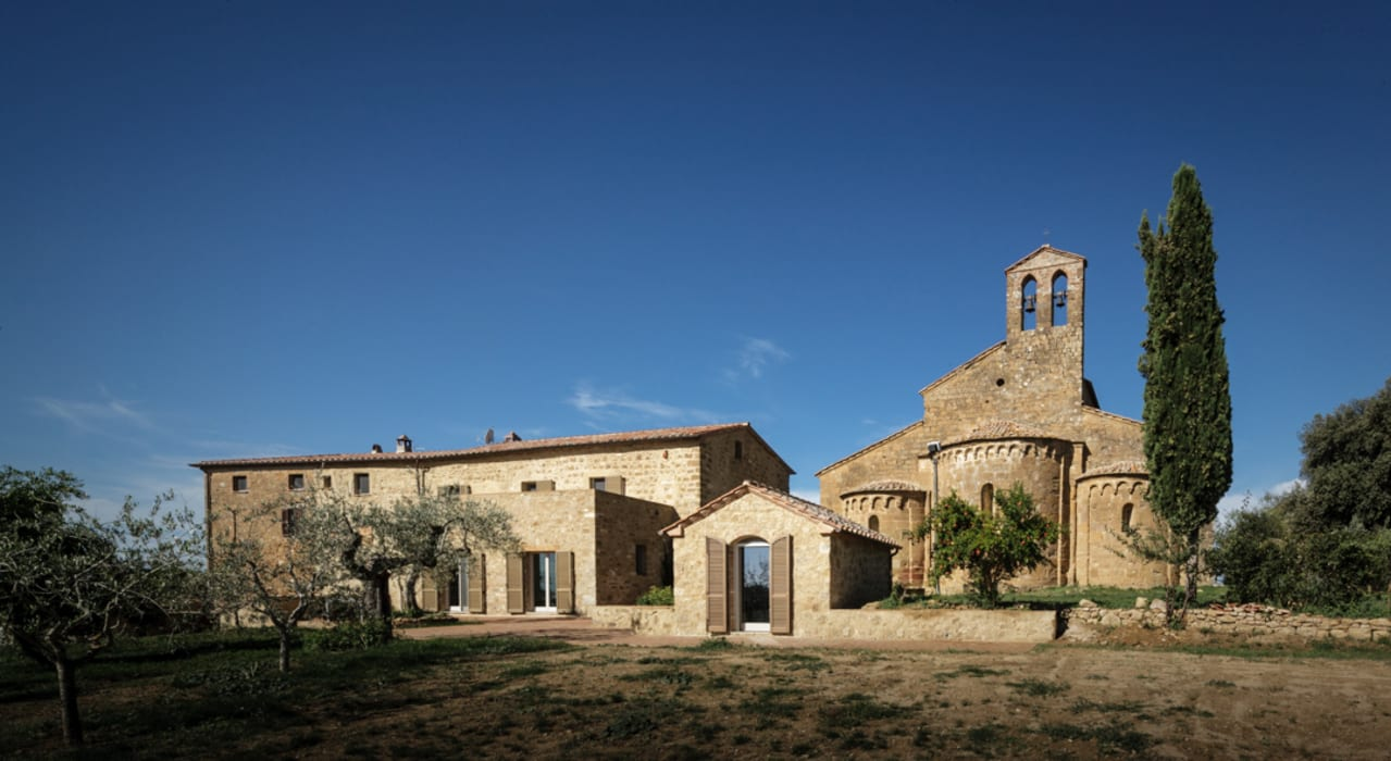 Casa a2 case in stile in stile moderno di vps architetti for Case di architetti