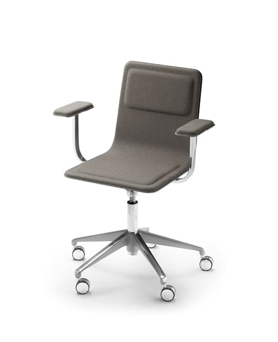 Laia Desk Chairs homify 書房/辦公室椅子