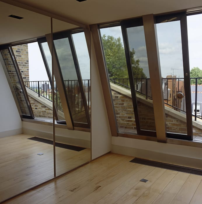 Hampstead House 2 根據 TLA Studio
